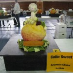 1st Place - Colin Sweet, James and the Giant Pumpkin