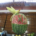 Details of Fruit and Veggy Arrangement by University of Akron, Team A