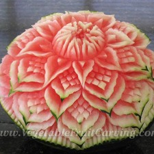 fruit carvings melons06