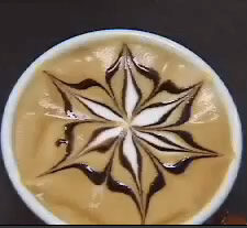 Cofee Art by Chef Said