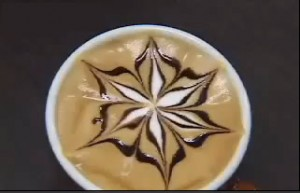 Coffee Art by Chef Said