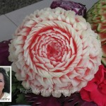 Thai watermelon carving by Tammy