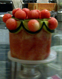 Watermelon Cake by Charu Bhide