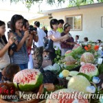 Watermelon Carving Competion