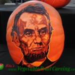 Abe Lincoln Pumpkin Carving