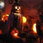 Scarecrow Pumpkin Carving