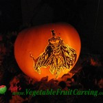 Batman Pumpkin Carving