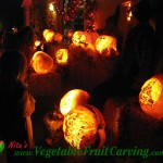 Various Pumpkin Carvings