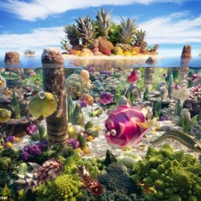 carl warner food landscapes