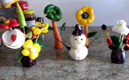 the gallery for gt simple vegetable carving for kids
