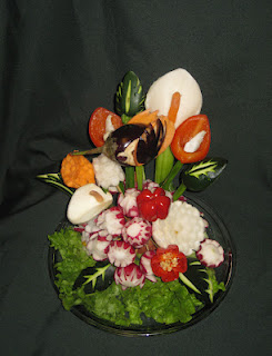 Aneta's Vegetable and fruit Carving