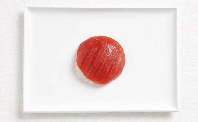 Food Art Japan Flag