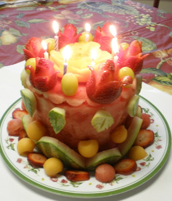 Watermelon Cakes by Phung Nguyen 2