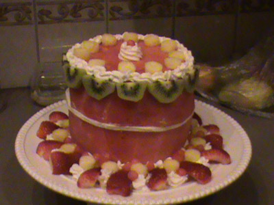 Watermelon cakes Kathy Huntley