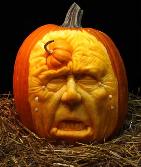 Food Network Pumpkin Carving Show