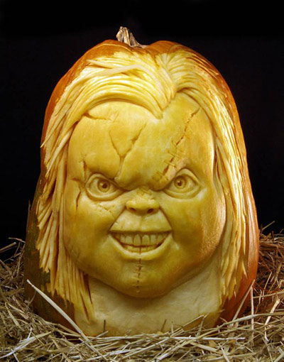 ray villafane 39 s viral pumpkin carvings