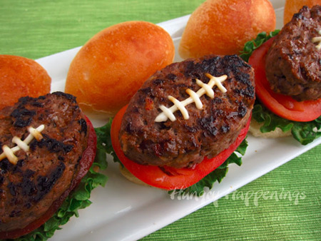football-hamburgers