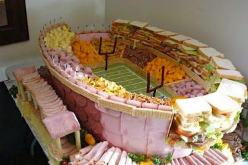 football-stadium-food