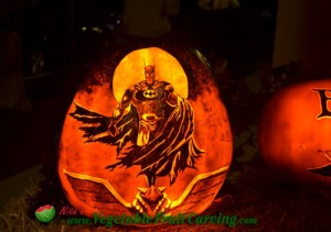 Pumpkin Carvings with Movie Themes