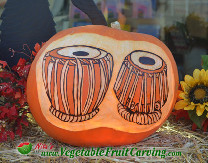 drums-pumpkin