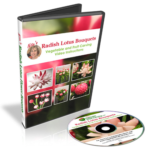 The Radish Lotus lessons are the seventh set of lessons in the 101 Course.