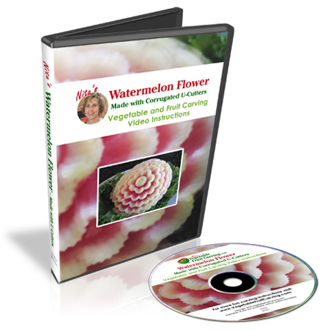 The Watermelon Flower lesson is the 5th set of lessons in the 101 Course for Beginners.