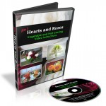 Hearts and Roses video lessons on DVD