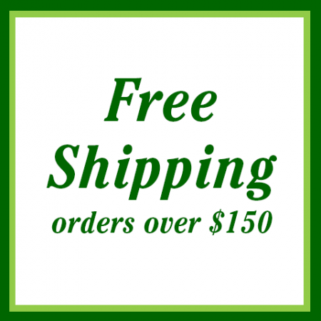 free shipping offer on orders over $150