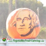 George Washington pumpkin