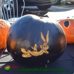 Bugs Bunny pumpkin carving