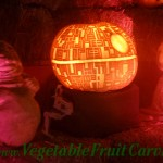 Star Wars Halloween pumpkin