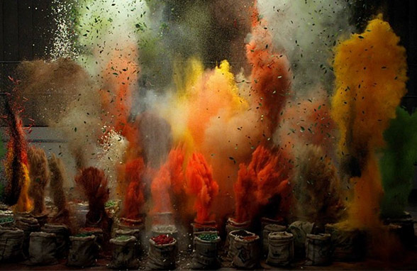 spice art explosion