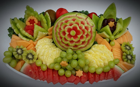 fruit display by Trinh Cao