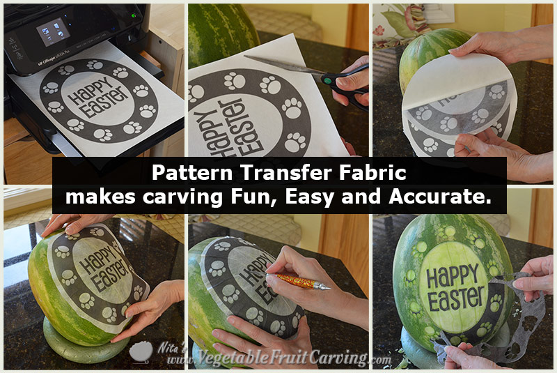 Recommended Pattern Transfer Fabric