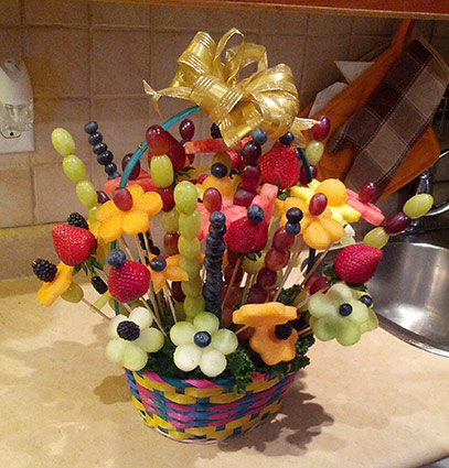 fruit-bouquet-easter-basket
