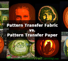 Pattern Transfer Paper versus Pattern Transfer Fabric