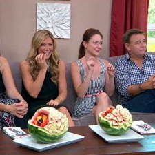 Home & Family show end