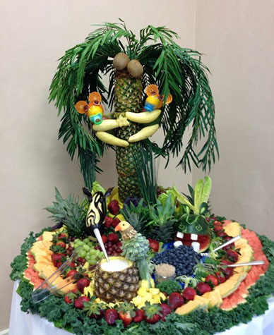 Baby Shower Fruit Ideas Nitas Fruit Carving Blog