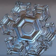 Alexy Kljatov snowflake photo