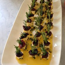 mozzarellaappetizer
