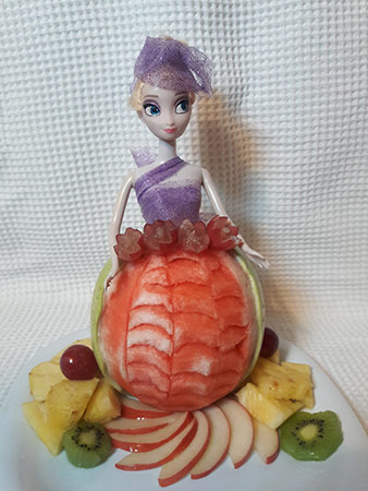 small melon princess by Kay Williams