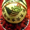 4th of July watermelon carving by Rose