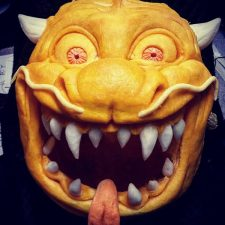 pumpkin-beast-with-teeth-Wade-Lapp