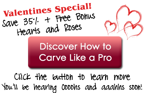 Save 35% plus free Hearts and Roses Valentine's special