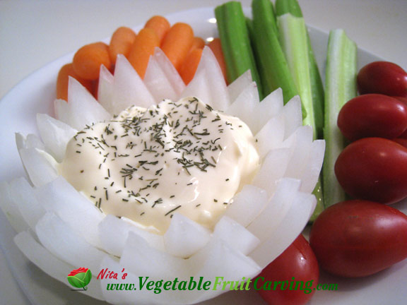 Quot how to garnish the easy way nita s simplified approach