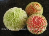 melon carvings