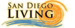 San Diego Living TV show Logo