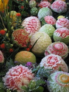 Picture of Thai Style for Carving Fruit