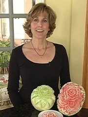 Nita_watermelon_carving