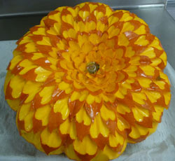 Patterns Gallery   FRUIT CARVING PATTERNS